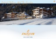 Dolomiti Wellness Hotel My Excelsior