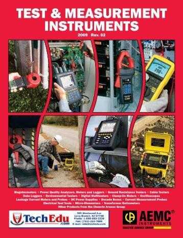 Catalog - Tequipment.net