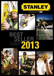 Stanley Best Seller List Catalogue - AEC Online