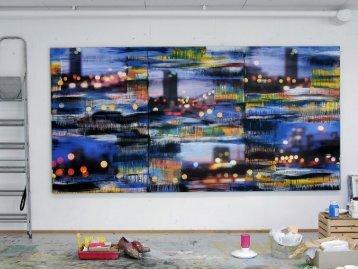 Rosa Lachenmeier, Stadt–Licht