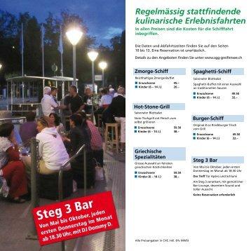 Steg 3 Bar