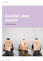 Gestalter ohne Gesicht - Dr. Jürgen Meyer Stiftung