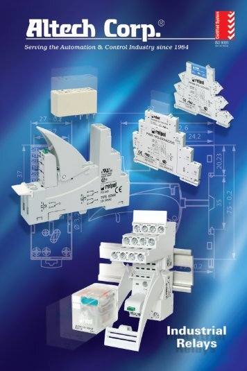 durakool relay socket pag Durakool Relay Wiring Diagram to download catalog altech corporation durakool relay wiring diagram