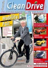 Clean Drive, Saubere Autos - günstig fahren - Ausgabe 2/2015