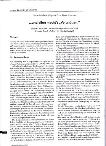 Artikel als PDF herunterladen. - taktik.at