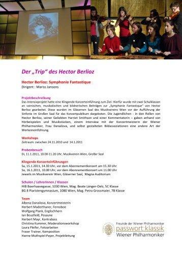 """Der """"Trip"""" des Hector Berlioz"""