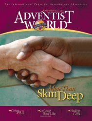 Download Adventist World as a PDF - RECORD.net.au