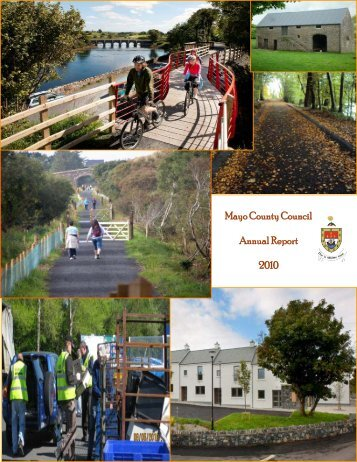 Annual Report 2010 (PDF-3764 kb) - Mayo County Council
