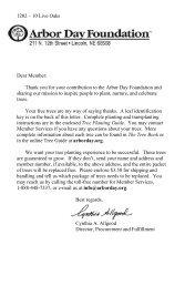 10 Live Oak - Arbor Day Foundation