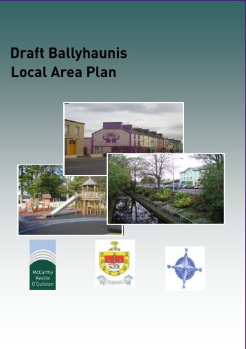 Draft Ballyhaunis Local Area Plan - Mayo County Council