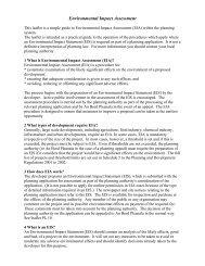 PL 9 - Environmental Impact Assessment (PDF-83 kb)