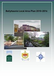 Ballyhaunis Local Area Plan 2010-2016 - Mayo County Council