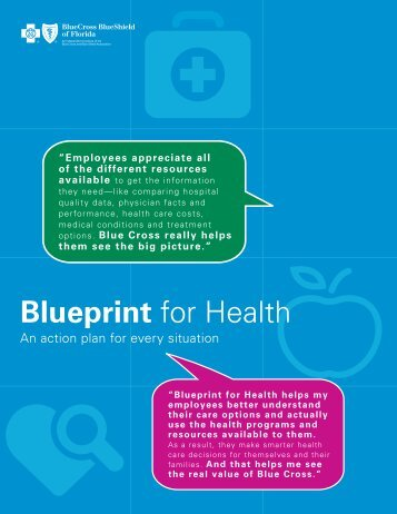 Your total health solution empire blue cross blue shield blueprint for health brochure blue cross and blue shield of florida malvernweather Image collections