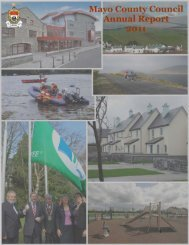 Annual Report 2011 - Mayo County Council