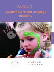 Section 7 - Special Education Support Service