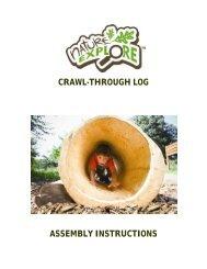 Crawl-Through Log - Arbor Day Foundation