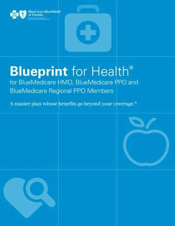 Blueprint for health brochure blue cross and blue shield of florida blueprint for health florida blue malvernweather Images