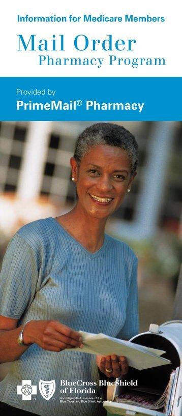 PrimeMail Mail Order Pharmacy Program for Medicare ... - Florida Blue