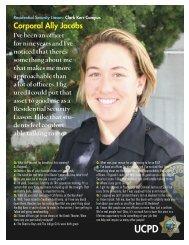 Residential Security Liason - UC Berkeley Police Department