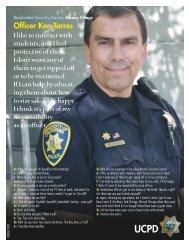 Officer Ken Torres - UC Berkeley Police Department