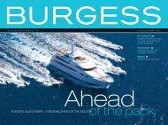 Burgess Newsletter Spring / Summer 2008 - Burgess Yachts