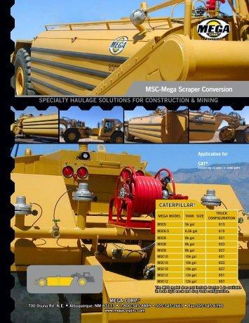 MSC-Mega Scraper Conversion
