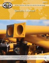 Operators Manual