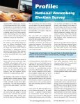 PROFILE: National Annenberg Election Survey - The Annenberg ... - Page 3
