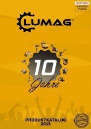 Lumag Produkt Katalog 2015