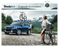Skoda Yeti accessoires 2010.pdf - Fleetwise