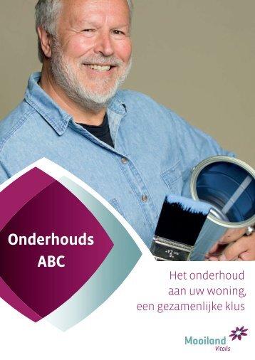 Onderhouds ABC - Mooilandnet :: Geen toegang