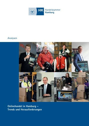 Analysen Onlinehandel in Hamburg – Trends ... - IHK Niederbayern