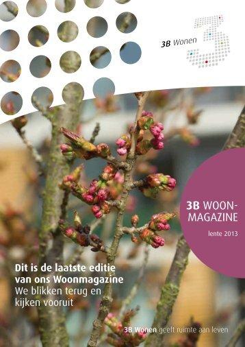3B Woonmagazine lente 2013 - 3B Wonen