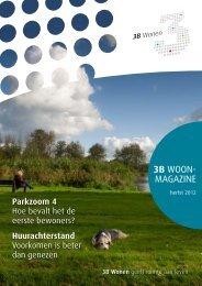 3B Woonmagazine herfst 2012 - 3B Wonen
