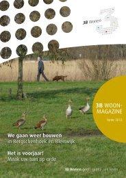 3B Woonmagazine lente 2012 - 3B Wonen