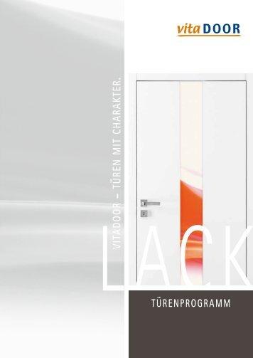 Vitadoor - Türen mit Charakter