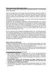 Infraschall (220 KB) - .PDF