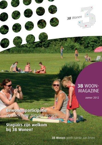 3B Woonmagazine zomer 2012 - 3B Wonen
