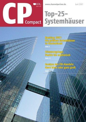 Top-25- Systemhäuser - Datagroup
