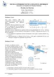 Exame Recurso 2011-2012 - Escola Superior Náutica Infante D ...