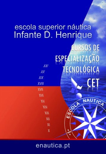 Informação sobre os Cursos Especialização Tecnológica da ENIDH