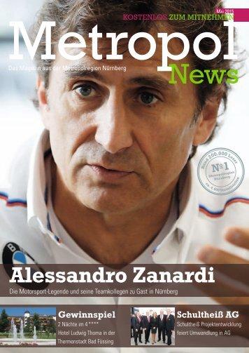 Metropol News Mai 2015