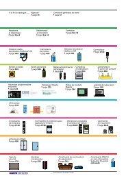 AS-Interface page D33 Balises et colonnes de signalisation page ...