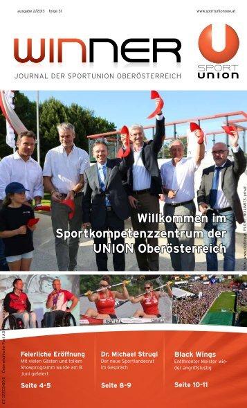 im Sportkompetenzzentrum der UNION Oberösterreich - Sportunion ...