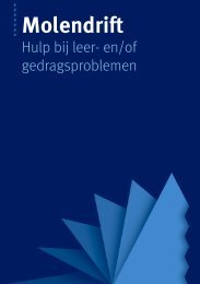 Folder leer- en gedragsproblemen - lokaalloket.nl