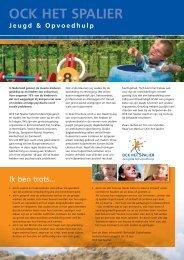 Nieuwste brochure november 2009 - OCK het Spalier