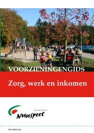 zorg, werk en inkomen - Zorgloket Schouwen-Duiveland