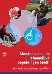 Meedoen, ook als u lichamelijke beperkingen heeft! - lokaalloket.nl