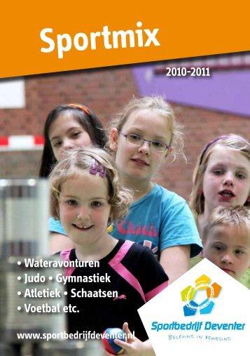 Sportmix - lokaalloket.nl