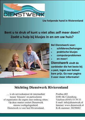 Brochure najaar 2009 (2.37 MB) - Gemeenten